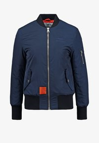 Bombers - ORIGINAL - Bomber Jacket - navy - 6