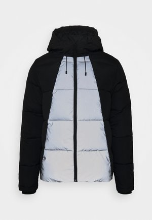 AVALANCHE JACKET - Winterjas - reflective/black