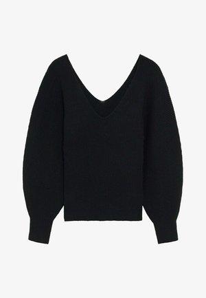 NIBIA - Sweter - nero