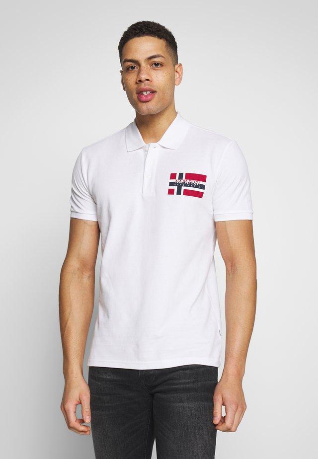 EOVICO - Polo shirt - bright white