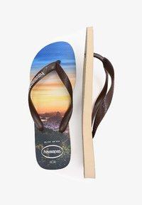 Havaianas - T-bar sandals - grey - 1
