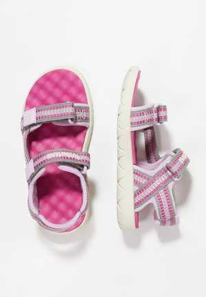 PERKINS ROW - Walking sandals - medium pink