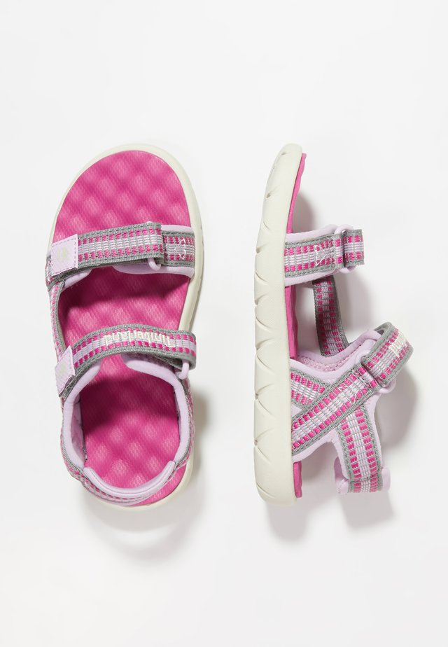 PERKINS ROW - Outdoorsandalen - medium pink
