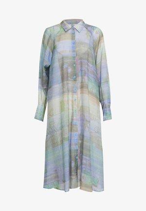 BANKZY DRESS - Shirt dress - multi coloured