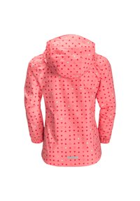 Jack Wolfskin - Soft shell jacket - apricot coral all over - 1