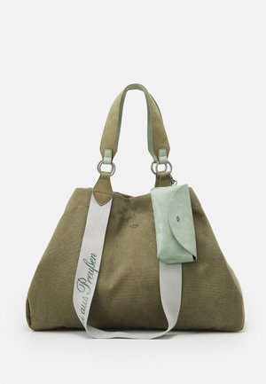 IZZY SET - Tote bag - jungle