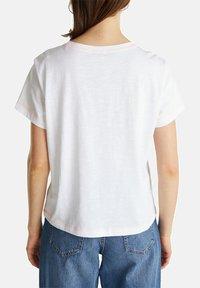 edc by Esprit - T-shirt basic - white - 6