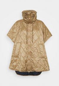 CANDORE - Light jacket - camel