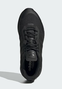 adidas Originals - ZX 1K BOOST SCHUH - Sneakers - black - 4