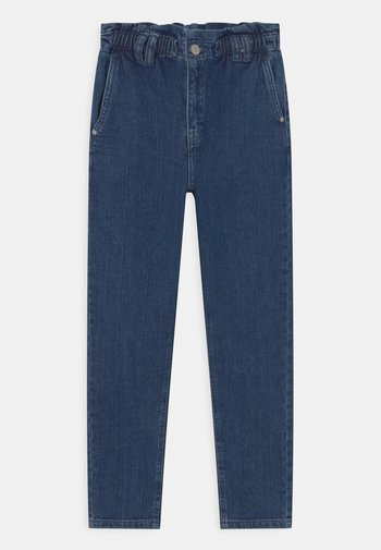 WILLA - Relaxed fit jeans - blue denim