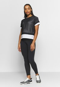 Reebok - Y LUX 2.0MATERNITY TIGHT - Legging - black - 1