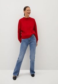 Mango - YLENIA - Sweater - red - 1