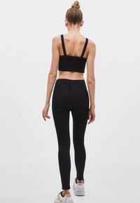 Bershka - Jeggings - black - 2