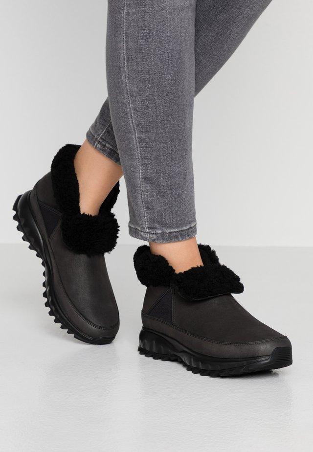 ZEROGRAND EXPAT - Winter boots - black