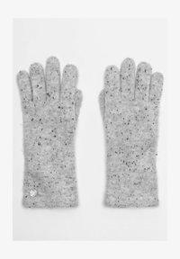 Ulla Popken - Gloves - grau - 0