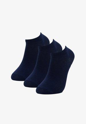 3PACK - Socks - navy