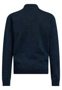 WE Fashion - Strickjacke - dark blue - 1