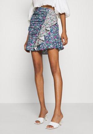 TULA - A-line skirt - multi