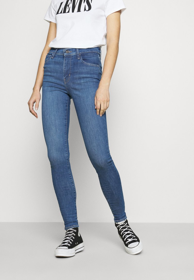 Levi's® - 720 HIRISE SUPER SKINNY - Jeans Skinny Fit - eclipse craze