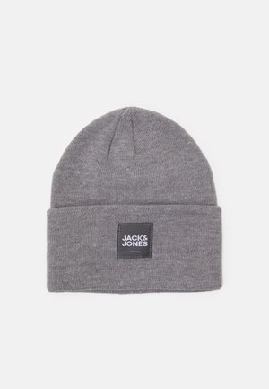 JACOTTO LONG BEANIE - Beanie - grey melange