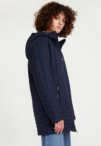 Finn Flare - Down jacket - dark blue - 3