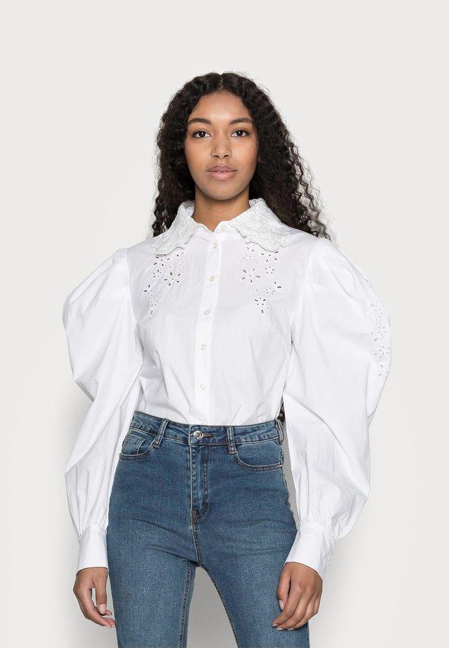 LADIES TOP  - Bluser - white