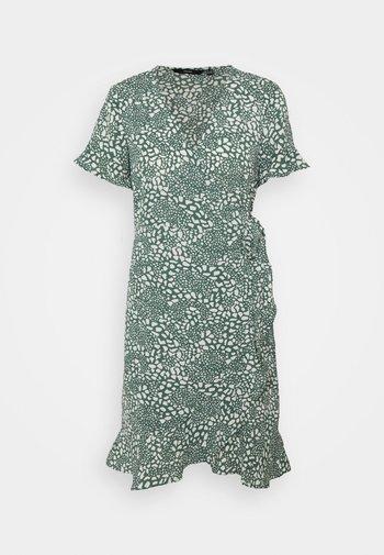VMSAGA WRAP DRESS