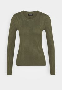 Even&Odd - Maglione - olive night - 4