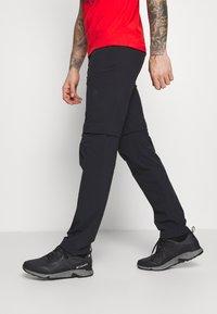 Mammut - RUNBOLD  - Spodnie materiałowe - black - 3