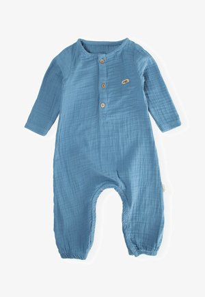 MUSLIN ROMPER - Jumpsuit - blue