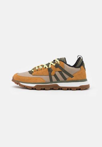 TREELINE MOUNTAIN RUNNER - Sneakers - wheat
