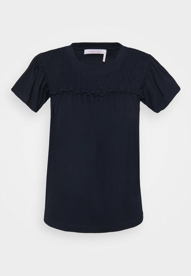 T-shirt basique - ink navy