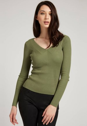 Maglione - grün