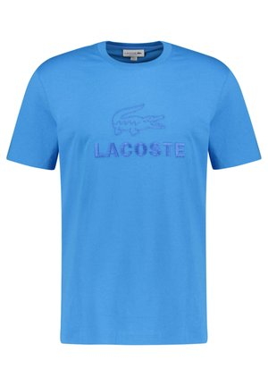 TH8602-00 - T-shirt z nadrukiem - blau