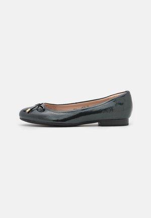 Ballet pumps - light steel blue