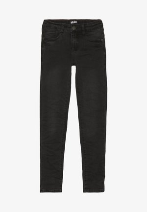 ANGELICA - Jeans Skinny - washed black