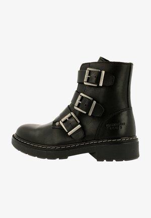Laarzen - matte black