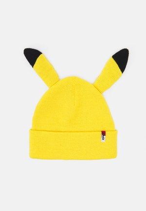 POKEMON BEANIE UNISEX - Čepice - regular yellow