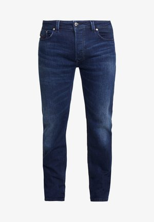 LARKEE - Jean droit - dark blue denim