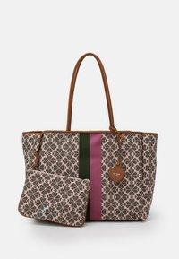 kate spade new york - EVREYTHING SPADE LARGE TOTE - Tote bag - pink multi - 4
