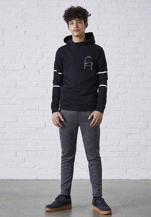 Suit trousers - grey melange