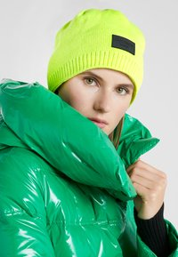 Bogner - FREDDY - Czapka - neon yellow - 3