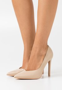 RAID Wide Fit - WIDE FIT PIETRA - High heels - nude - 0