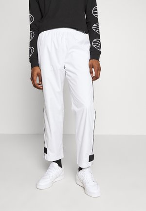 R.Y.V. MODERN SNEAKERHEAD TRACK PANTS - Pantalon de survêtement - off-white