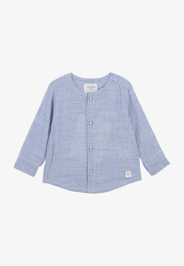 Overhemd - blanc bleu