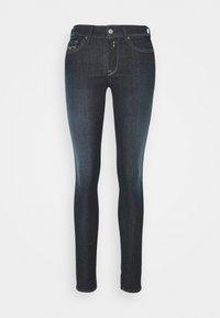 Replay - NEW LUZ PANTS RE-USED - Jeans Skinny Fit - dark blue - 4