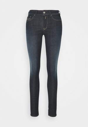 NEW LUZ PANTS RE-USED - Jeans Skinny Fit - dark blue