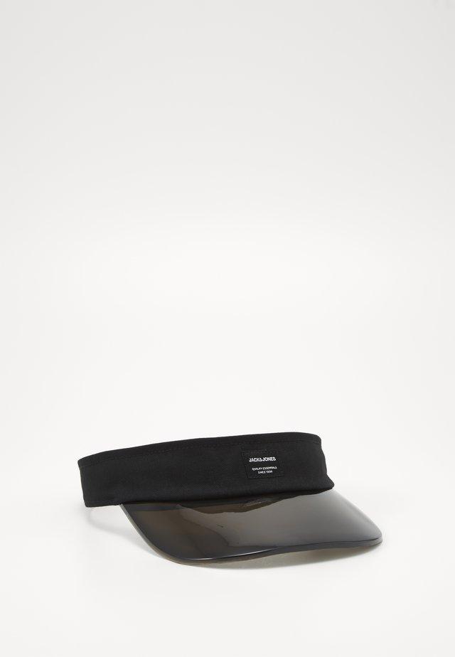 JACDAMON VISOR LABEL - Cap - black