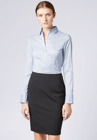 BOSS - BASHINA - Button-down blouse - light blue - 0
