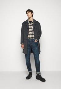 Zadig & Voltaire - DAVID ECO OLD - Slim fit jeans - bleu - 1